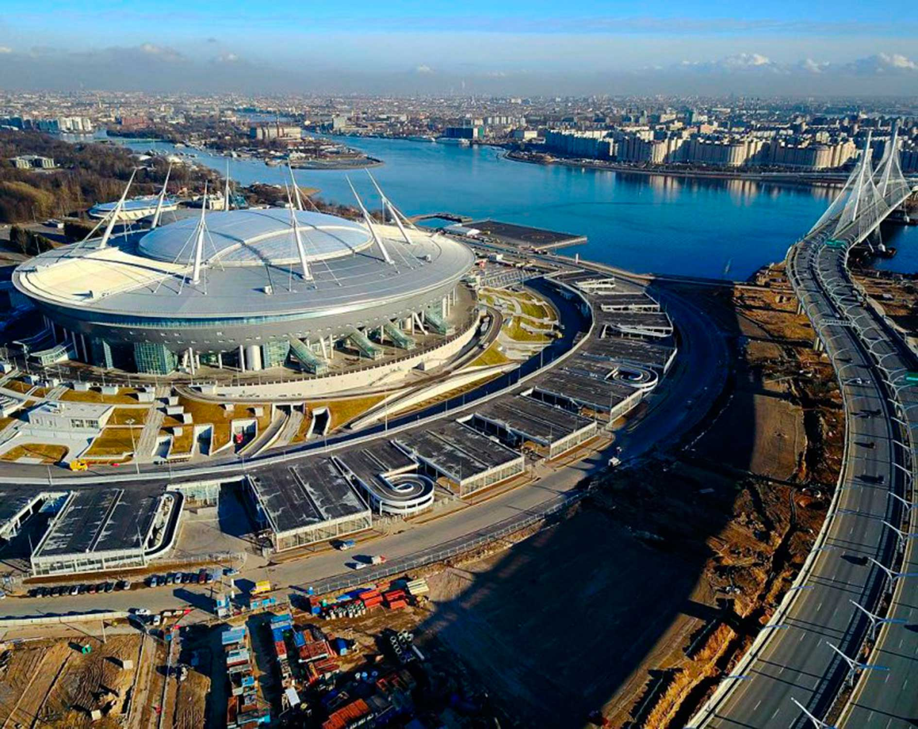 Estadio Krestovsky