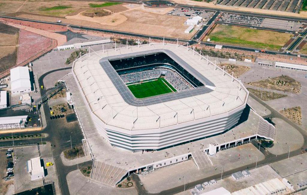 Estadio de Kaliningrado - Arena Baltika