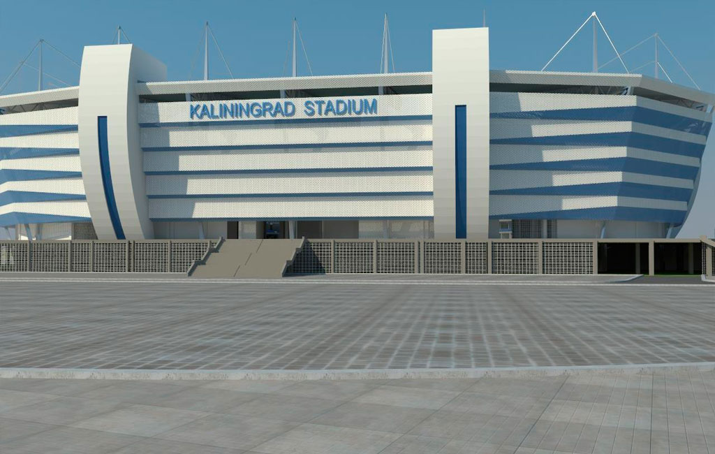 Kaliningrado Stadium - Arena Baltika