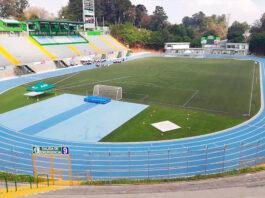 Estadio Cementos Progreso, Estadio la Pedrera